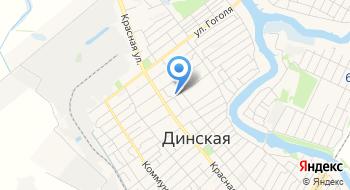 Универсал Динск Сервис на карте