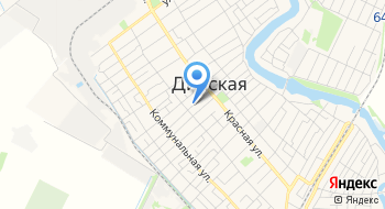 Главное бюро медико-социальной экспертизы по Краснодарскому краю, филиал №26 на карте