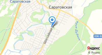 Ферратек на карте