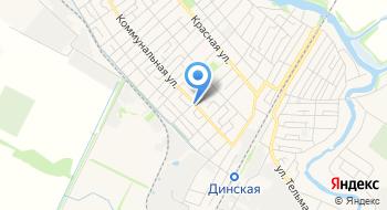 Ростехнадзор, Северо-Кавказское управление, межрегиональный отдел по надзору за электроустановками потребителей на карте