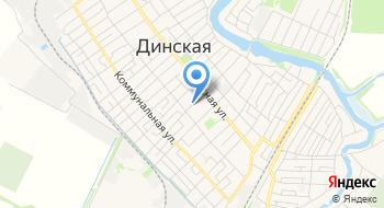 Центральная районная больница, стоматологическая поликлиника на карте