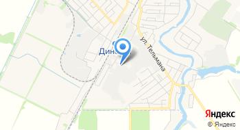 Макс, производственная группа на карте