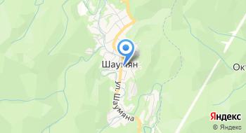 Леко на карте