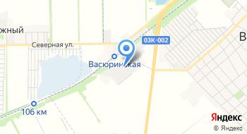 Спецстройбур на карте