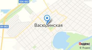 Белореченские торты на карте