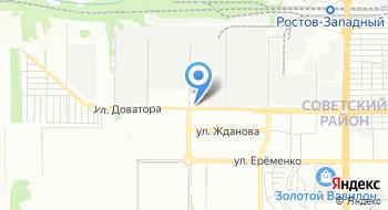СБ ДПС ГИБДД ГУ МВД России по Ростовской области на карте
