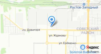 Ростовский автоцентр КАМАЗ на карте