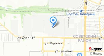 ЮгПром-Geo на карте