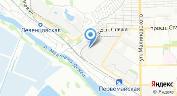 Ниан на карте