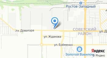 Транспортно-экспедиционная сеть на карте