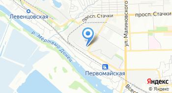 Завод Стройнефтемаш на карте