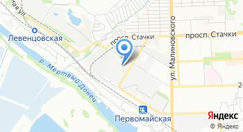 Интертрейдинг-Юг на карте