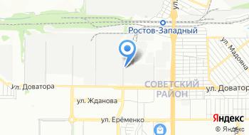 REZплитка Ростов на карте