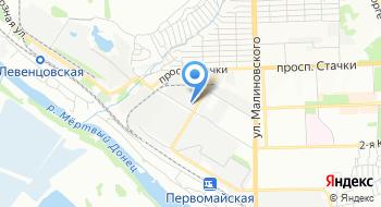 Торговый дом Компрессор на карте