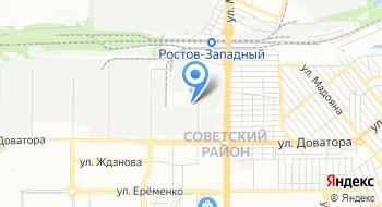 Компания 61 регион на карте