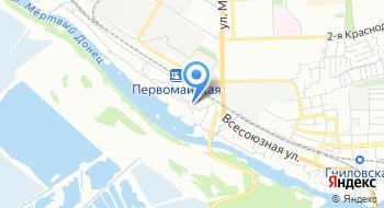 Аском-Дон на карте