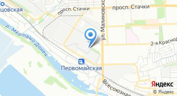 Верстаки в Ростове-на-Дону на карте