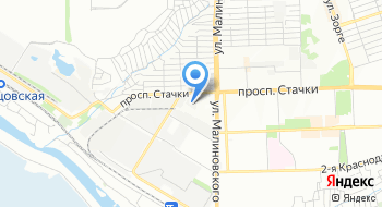 ЭкоЛайн на карте