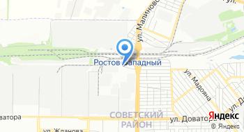 Производственно-строительная фирма Небосвод на карте