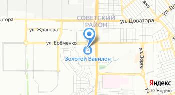Многофункциональный торгово-развлекательный центр Золотой Вавилон на карте