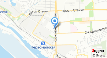 МУП МТК Ростовпассажиртранс Филиал №5 на карте