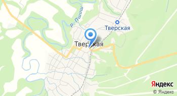 Тверское Сельпо, Райпотребсоюз на карте