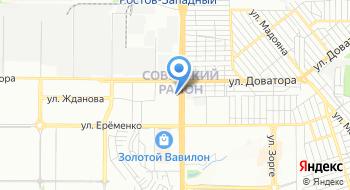 Интернет-магазин DonDani.ru на карте