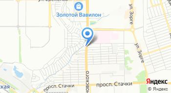 Аргоновая сварка в Ростове на карте