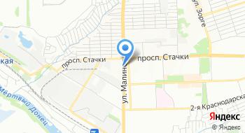 ГК НСМ на карте