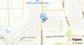 Отель Барокко на карте