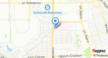 Авингруп Renault на Малиновского на карте