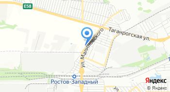 Донская Ландшафтная компания ЛК-Дон на карте