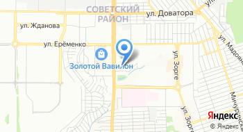 Кубань-Лоток на карте