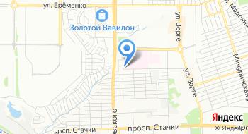 Областное патологоанатомическое бюро на карте