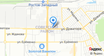Дом Ковров на карте