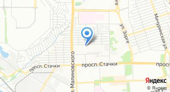 Релакс центр на карте