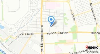 Женская консультация городской больницы № 20 МУЗ на карте
