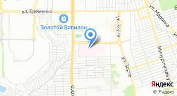Ростовская областная клиническая больница на карте