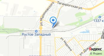 Интернет-магазин ХоРеКа Партнер Ростов-на-Дону на карте