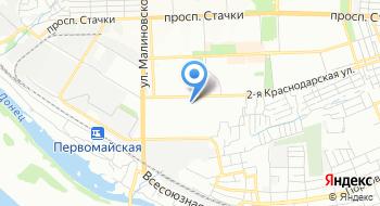 Илосос Сервис Ростов-на-Дону на карте