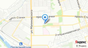 Церковь Георгия Победоносца на карте