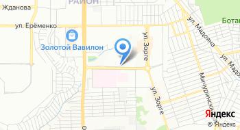 Агентство недвижимости Форсаж на карте
