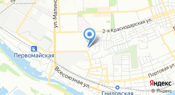 Советский РОСП г.Ростова-на-Дону на карте