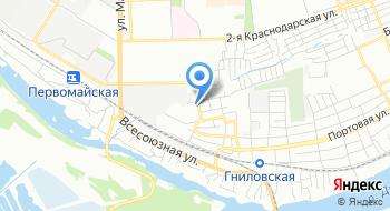 Частная общеобразовательная школа Донская звездочка на карте