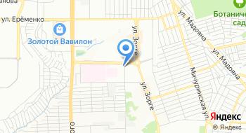 Интернет-магазин Шопперы. РУ на карте