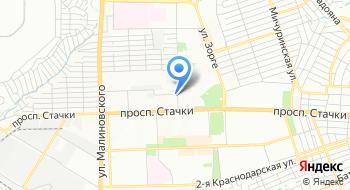 УПФР в Советском районе г. Ростова-на-Дону прием граждан на карте