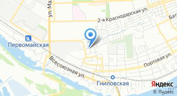Промтрансвагон на карте