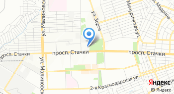 Ростовский Цэпи Дон на карте