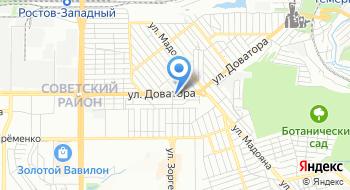 ТНТ-Авто на карте