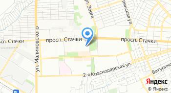 УслугиДон на карте